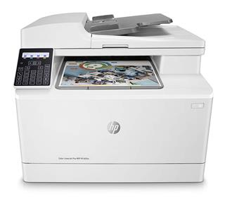 Impresora multifunción HP Color LaserJet Pro MFP M183fw láser co