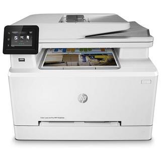 Impresora multifunción HP Color LaserJet Pro M283fdn láser color