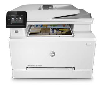 Impresora multifunción HP LaserJet Pro MFP M283fdn láser color W