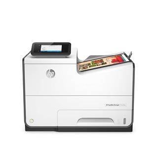 Impresora multifunción HP PageWide P55250DW tinta color WiFi