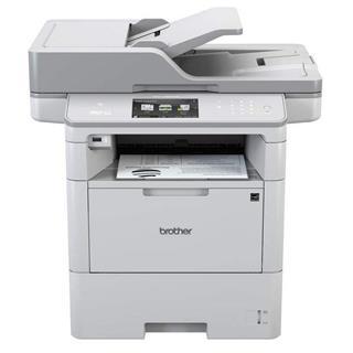Impresora Multifuncional Brother MFC-L6800DW/NON Monocromo Wifi