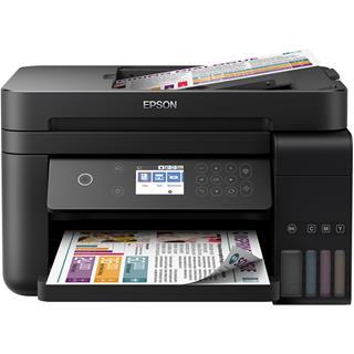 Impresora Multifuncional Epson EcoTank ET-3750  WiFi