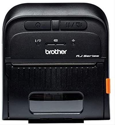 Impresora portátil de etiquetas y tickets Brother RJ3035
