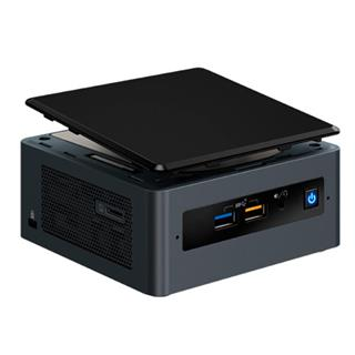BAREBONE INTEL NUC I3-8109U SODIM-DDR4 SSD M.2/2.5 MINI DP HDMI USB3.0 GLAN BT