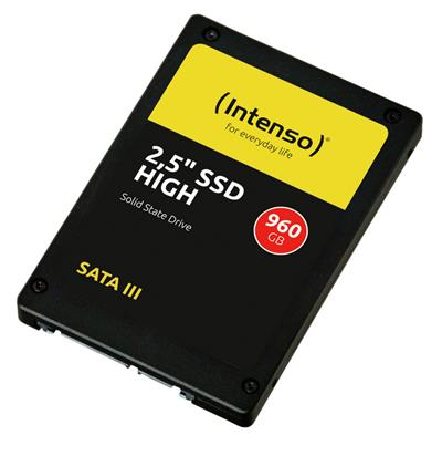 Intenso 2.5  SSD HIGH      240GB SATA III
