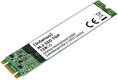 Intenso M.2 SSD TOP        128GB SATA III