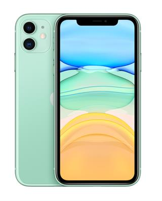 "Apple iPhone 11 4GB 128GB 6.1"" verde"