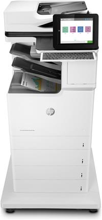 Impresora láser color HP Enterprise Flow MFP ...
