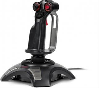 JOYSTICK SPEEDLINK PHAMTOM HAWK FLIGHT STICK BLACK