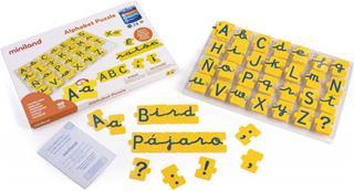 Juego abecedario mayúsculas y minúsculas 168 ...