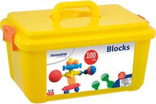 Juego INTERSTAR BLOCKS 100 PIEZAS MINILAND