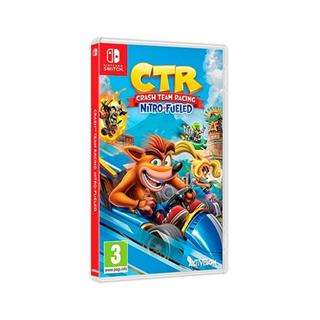 JUEGO NINTENDO SWITCH CRASH TEAM RACING NITRO FUEL