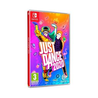 JUEGO NINTENDO SWITCH JUST DANCE 2020