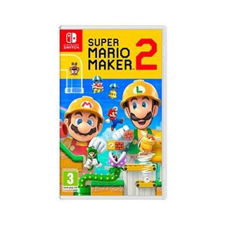 JUEGO NINTENDO SWITCH SUPER MARIO MAKER 2