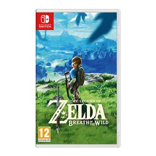 JUEGO NINTENDO SWITCH THE LEGEND OF ZELDA