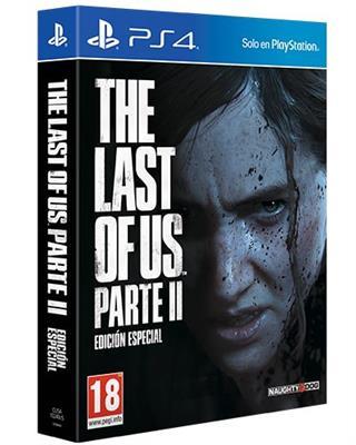 VIDEOJUEGO PARA PS4 THE LAST OF US PARTE 2 EDICION ESPECIAL