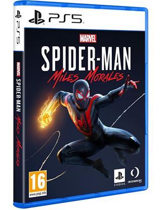VIDEOJUEGO PARA PS5 MARVEL SPIDER-MAN MILES ...