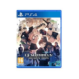 JUEGO SONY PS4 13 SENTINELS: AEGIS RIM