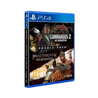 Commandos 2 Praetorians HD Remaster Pack PS4