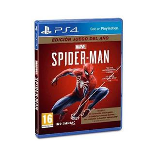 Marvel´s Spider-Man: GOTY PS4