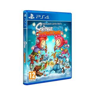 JUEGO SONY PS4 SCRIBBLENAUTS SHOWDOWN