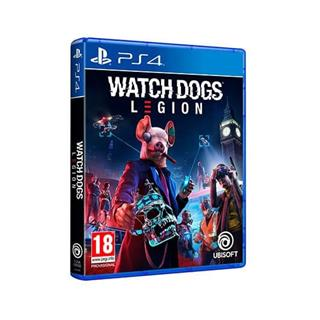 JUEGO SONY PS4 WATCH DOGS LEGION