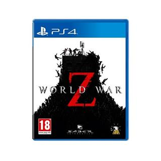 JUEGO SONY PS4 WORLD WAR Z