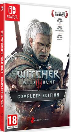 Juego The Witcher 3: Wild Hunt-Complete Edition
