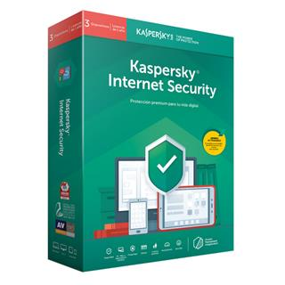 KASPERSKY INTERNET SECURITY 2019 3 LIC. M.DEV+CENA REST                                    [PROMO]