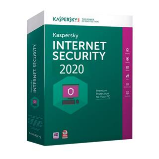 Kapersky Internet Security 2020 antvirus 1 dispositivio 1 año at