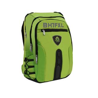 KEEPOUT MOCHILA GAMING KEEP OUT BK7 FULL GREEN XL PARA PORTATILE