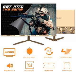 """Monitor Keep Out XGM24ARMY 23.8"""" 1920x1080 LED ..."""