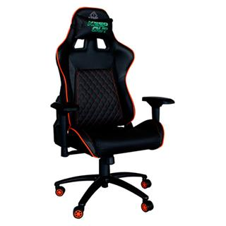 KEEPOUT SILLA GAMER KEEP OUT XS700 PRO COLOR NEGRO CON DETALLES