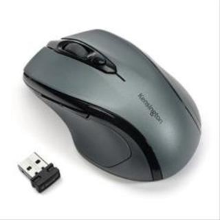 Kensington ProFitMid Wireless Graphite Grey Mouse