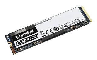 KINGSTON 250G KC2000 M.2 2280 NVME SSD  .