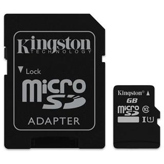 MEMORIA MICRO SD 32GB CLASE 10 SDHC KINGSTON                                               [PROMO]