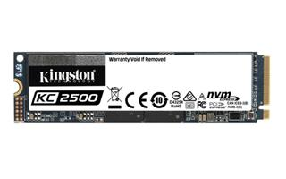 Kingston 500G KC2500 M.2 2280 NVMe SSD