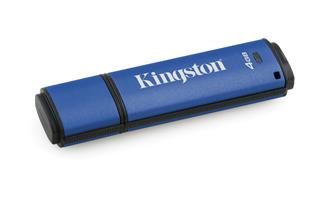 Pendrive Kingston Technology DataTraveler Vault ...