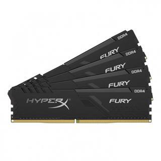 Kingston HyperX FURY HX432C16FB3K4/128 módulo de memoria 128 GB DDR4 3200 MHz