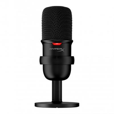 Micrófono de mesa Kingston HyperX SoloCast negro