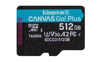 Tarjeta de Memoria Kingston  MICROSDXC 512GB ...