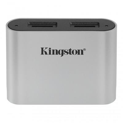 Kingston Technology Workflow microSD Reader ...