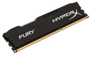 KINGSTON VRAM HyperX/4G 1866Mhz DDR3 CL10DIM Fury ...