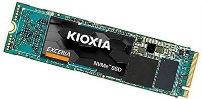 SSD M.2 2280 250GB KIOXIA EXCERIA NVME PCIE3.0x4 R1700/W1600 MB/