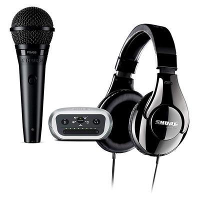 Kit de grabación Shure P58-CN-240-MVI-EFS Digital