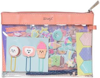 Kit decoración agendas Mr. Wonderful WOA10357SM