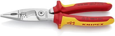KNIPEX Alicate para instalaciones eléctricas