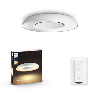 Lámpara de techo Philips Hue ceiling blanca 1x32W ...