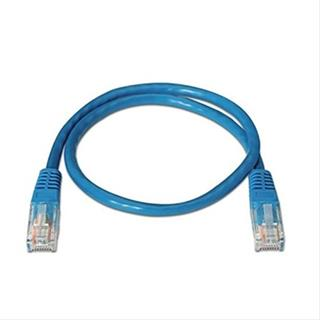 CABLE RED LATIGUILLO RJ45 CAT.6 UTP AWG24,3M AZUL ...