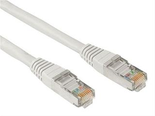 Cable red latiguillo rj45 cat5e utp awg24025m gris nanocable